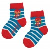 Frugi Little Socks 3-Pack - Whale/Ladybird