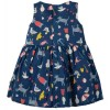 Frugi Buckets and Spades Clara Dress
