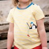 Frugi Puffin Penzance Pocket T-Shirt