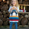 Frugi Penguin Little Norah Tights