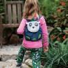 Frugi Playtime Panda Character Backpack