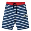 Frugi Blue Breton Stripy Shorts