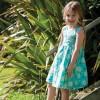 Frugi Porthcurno Daffodil Days Party Dress