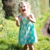 Frugi Porthcurno Daffodil Days Party Dress