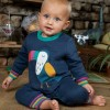 Frugi Toucan Snug and Cosy Romper Suit
