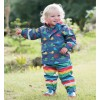 Frugi Dino Trek Puddle Buster Coat