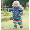 Frugi Dino Trek Puddle Buster Wellies