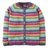 Frugi Miss Rainbow Happy Day Cardigan