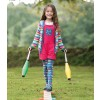 Frugi Miss Rainbow Happy Day Cardigan