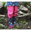 Frugi Spotty Brollies Puddle Buster Wellies