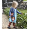 Frugi Tiger Little Norah Tights