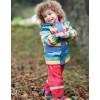 Frugi Rainbow Puddle Buster Coat