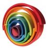 Grimm's Large Rainbow (12 Pieces)