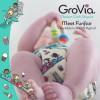 GroVia Poppers Shell Prints