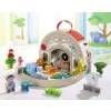 Haba Large Zoo Playset