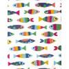 Frugi Rainbow Fish Cot Bed Set
