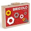 Janod Redmaster Bricolo Tool Box