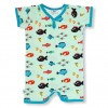 JNY Swimming Fish SS Bodysuit