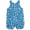 Kite Blue Seagull Dungarees Romper