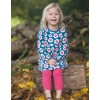 Frugi Raspberry Little Libby Leggings