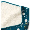LGR Moon & Stars Sherpa Blanket