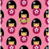 Maxomorra Doll Blanket
