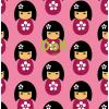 Maxomorra Doll Knot Blanket