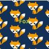 Maxomorra Fox Hoody