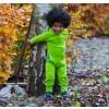 Maxomorra Purple Baby Onesie