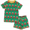 Maxomorra Shortie Viking Pyjamas