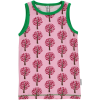 Maxomorra Tree Vest and Knickers Set