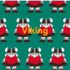 Maxomorra Viking Shortie Romper