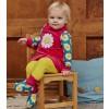 Maxomorra Daisy Embroidered Dress