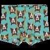 Maxomorra Dog Boxer Shorts and Vest Set