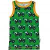 Maxomorra Tractor Boxers & Vest Set