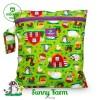 Milovia Nappy Wet Bags-Sunny farm