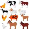 Lanka Kade 6 Painted Farm Animals