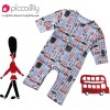 Piccalilly 'Piccalilly Circus' Playsuit
