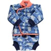 Pop-In Baby Cosy Suit Whale