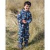 Frugi Shark About Puddle Buster Suit