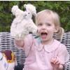 Sew Heart Felt Sheep Puppet