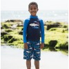 Frugi Shark Sun-Safe Rash Vest