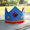 Sarah Silks Rainbow Crown