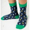 Frugi Tiger Rock My Socks 3-Pack