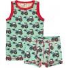 Maxomorra Tractor Boxers & Vest