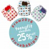 Teenyfit Elements Nappies