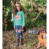 Frugi Festival Fox Norah Tights