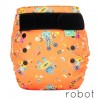 TotsBots Easyfit Star Playtime Prints