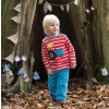 Frugi Blue Little Cord Combats