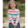 Frugi Candy Stripe Dolly Top